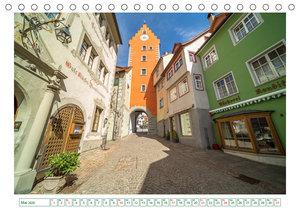 Meersburg - pittoreske Kleinstadt am Bodensee