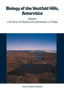Biology of the Vestfold Hills, Antarctica
