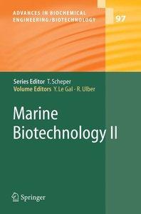 Marine Biotechnology II