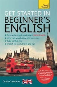 Get Started in British English Absolute Beginner Course