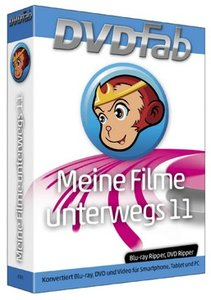DVDFab Meine Filme unterwegs/CD-ROM
