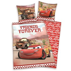 Cars Bettwäsche Forever Friends