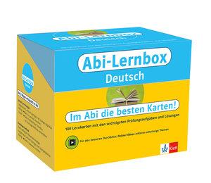 Abi-Lernbox Deutsch