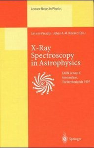 X-Ray Spectroscopy in Astrophysics