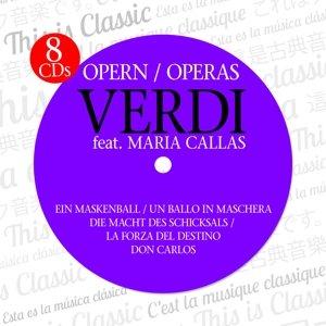 Verdi: Opern II-Operas II.(Gesamt-complete)