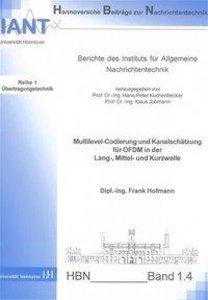 Multilevel-Codierung und Kanalschätzung für OFDM in der Lang-, M