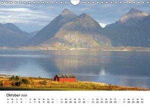Norwegen 2019 - vom Fjord zum Fjell (Wandkalender 2019 DIN A4 qu