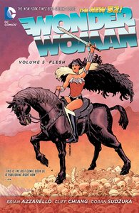 Wonder Woman, Volume 5: Flesh
