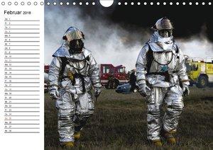 Die Feuerwehr. U.S. Firefighter im Einsatz
