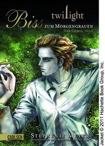 Twilight - Bis (Biss) zum Morgengrauen. Der Comic 02