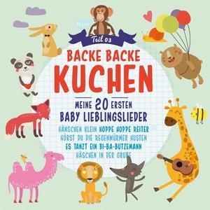 Backe Backe Kuchen (3).Meine 20 Ersten Baby Liebl