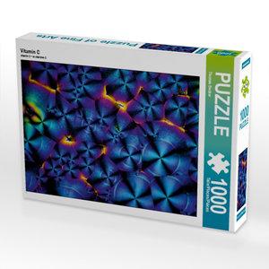 Vitamin C 1000 Teile Puzzle quer