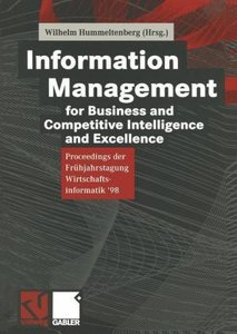 Information Management for Business and Competitive Intelligence