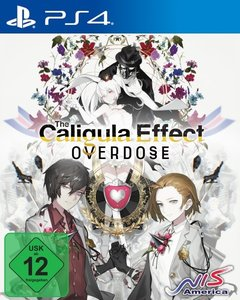 The Caligula Effect: Overdose (PlayStation PS4)
