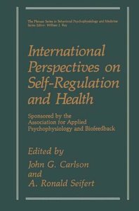 International Perspectives on Self-Regulation and Health
