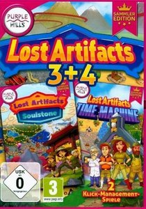 Lost Artifacts 3+4, 1 CD-ROM (Sammleredition)