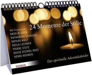 24 Momente der Stille