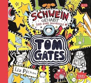 Tom Gates.Schwein gehabt (und zwar saumäßig)