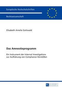 Das Amnestieprogramm