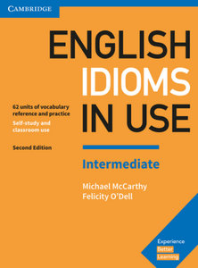 English Idioms in Use. Intermediate. 2nd Edition. Book with answ