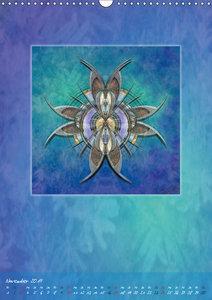 DECORATIVE - Harmonische Schönheiten (Wandkalender 2019 DIN A3 h