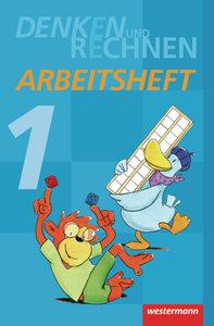 Denken und Rechnen 1. Arbeitsheft. Grundschule. Hamburg, Bremen,