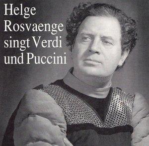 Helge Rosvaenge Singt Verdi+Puccini