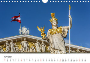 Foto-Momente Wien (Wandkalender 2020 DIN A4 quer)