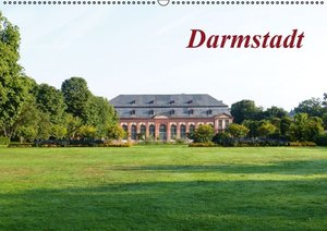 Darmstadt (Wandkalender 2016 DIN A2 quer)