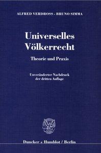 Universelles Völkerrecht