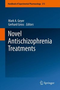 Novel Antischizophrenia Treatments