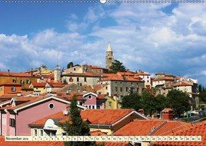 Frühling in den Bergen von Istrien (Wandkalender 2019 DIN A2 que