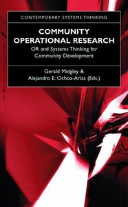 Community Operational Research
