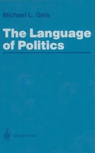 The Language of Politics