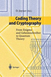 Coding Theory and Cryptography