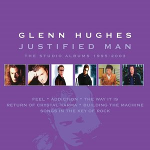 Justified Man-The Studio Albums 1995-2003 (6CD)