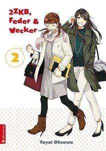 2ZKB, Feder & Wecker 2