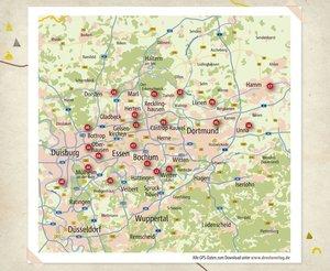Ruhrgebiet. Wanderungen für die Seele