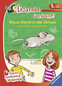 Maus-Alarm in der Schule