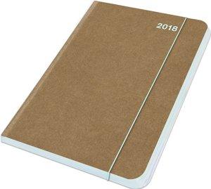 Midi Flexi Diary ColourLine ICE 2018