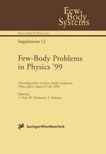 Few-Body Problems in Physics '99