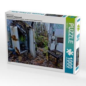 Ein Motiv aus dem Kalender Verlassene Küchenwelt 1000 Teile Puzz