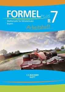 Formel PLUS R7 Arbeitsheft Bayern