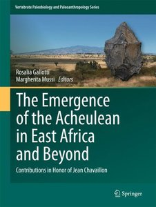 The Emergence of the Acheulean in East Africa and Beyond