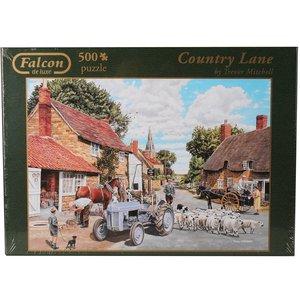 Falcon - Country Lane - 500 Teile