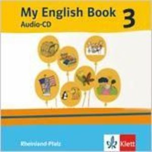 My English Book. Lehrer Audio-CD 3. Rheinland-Pfalz