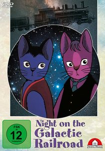 Night On The Galactic Railroad - DVD