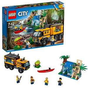 LEGO® City 60160 - Mobiles Dschungel-Labor