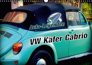 Auto-Legenden VW Käfer Cabrio