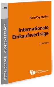 Internationale Einkaufsverträge